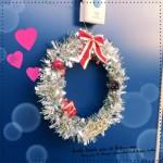 クリスマスの飾り付けをしました!